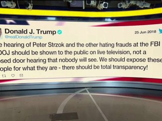 """Leaked Peter Strozk Hearing: """"I'm glad you retained counsel - you'll need one and hopefully they are very good."""""""
