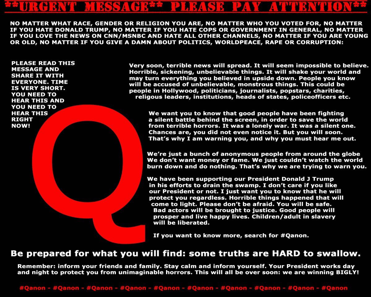 Sealed Indictment Arrest Of Supreme Court Justice Confirms Shocking QAnon Intel