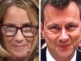 Kavanaugh Accuser Blasey-Ford Exposed As FBI Operative Working For Former FBI Deputy Director McCabe