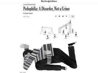 Radical Left Using Group Conformity Manipulation to Promote Pedophelia