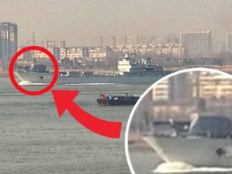 """""""Winter Is Coming"""" Warning Issued As Chinese Stalk US Naval Forces"""