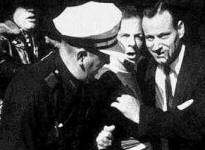 Lee Harvey Oswald, Patsy