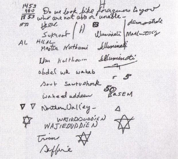 Sirhan and the Illuminati