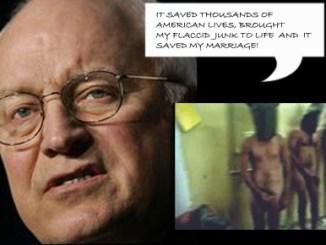 Cheney's Torture Fetish