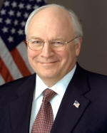 Don't Be Fooled: It's Dick Cheney in Drag