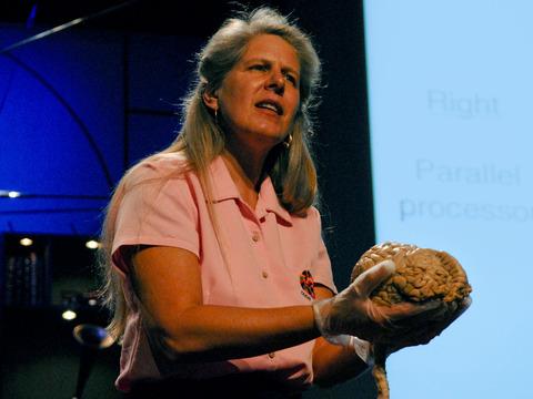 Stroke of insight — Jill Bolte Taylor