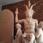 """""""The Satanic Temple also claims to be active in politics,"""
