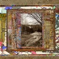 Asemic Photo Album - Pg 2