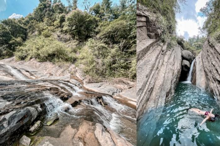 千層岩瀑布攻略,20分鐘可達!含GPX路線檔下載|台南秘境