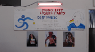 Young Left Losers Party, Auckland (2014)