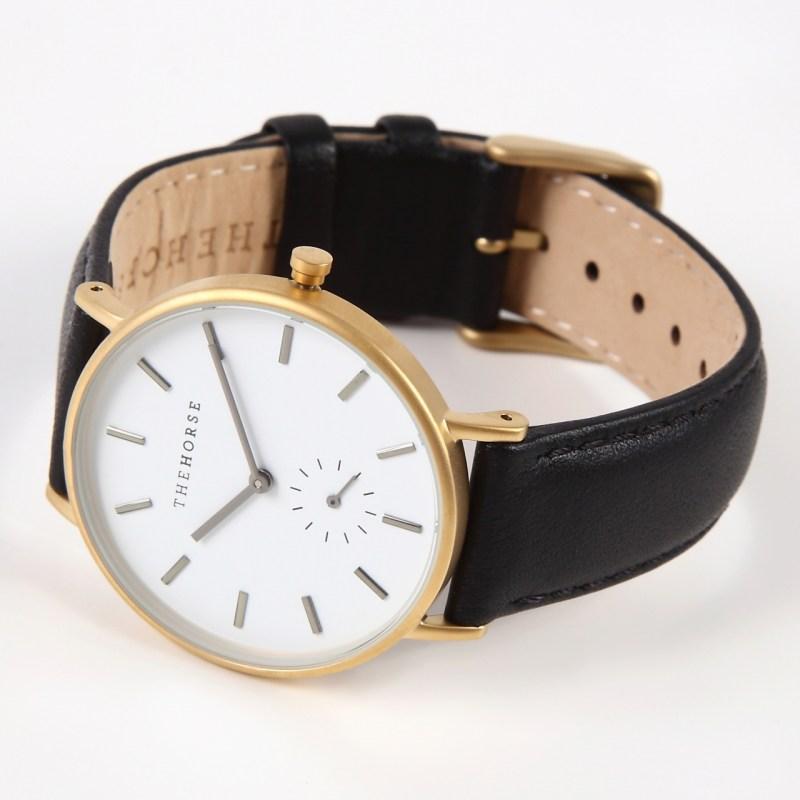 ユニセックスに使える腕時計THE HORSE時計(ザホース腕時計)
