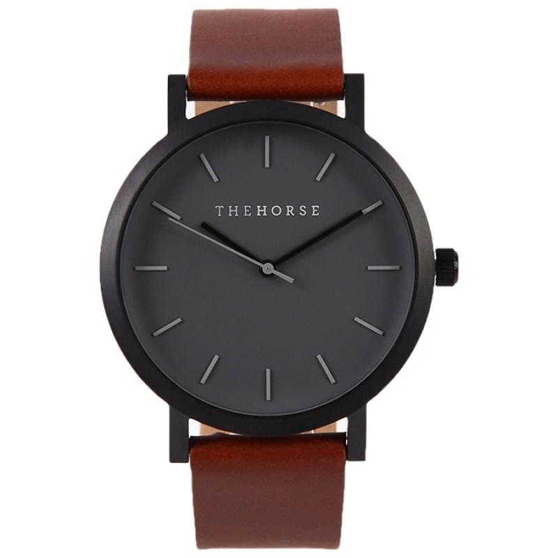 レディースにもメンズに使いやすい男女兼用ユニセックスThehorseザホース腕時計