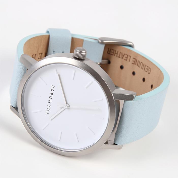 オールシーズン使いやすい腕時計オリジナルシリーズThe horse腕時計(ザホース)