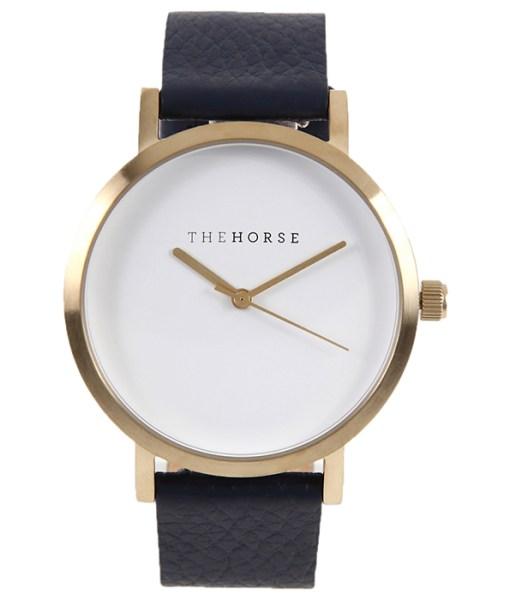 The Horse 時計ネイビーストラップ