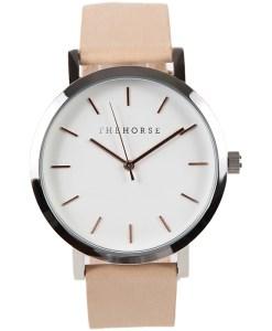 ベジタブルタンレザーの腕時計