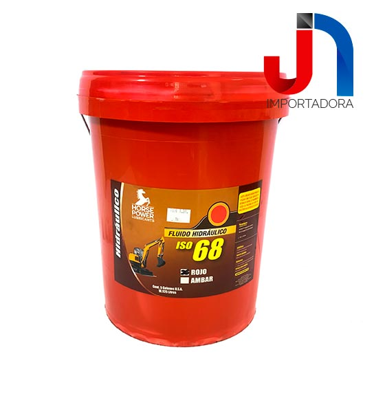 ACEITE HIDRAULICO ISO 68/ ROJO BDE 5/1 HORSE POWER