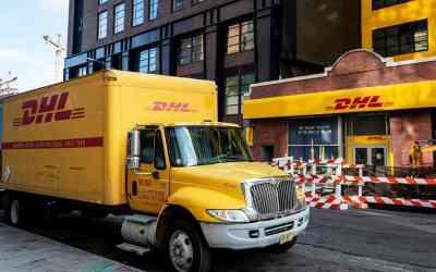 Importaciones por DHL