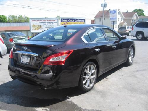 Photo Image Gallery  Touchup Paint Nissan Maxima in