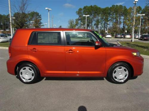 Photo Image Gallery  Touchup Paint Scion XB in Hot Lava