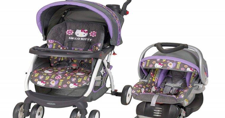 Hello Kitty Baby Car Seat