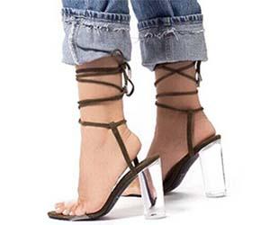 Sandal Shoes PVC Impor