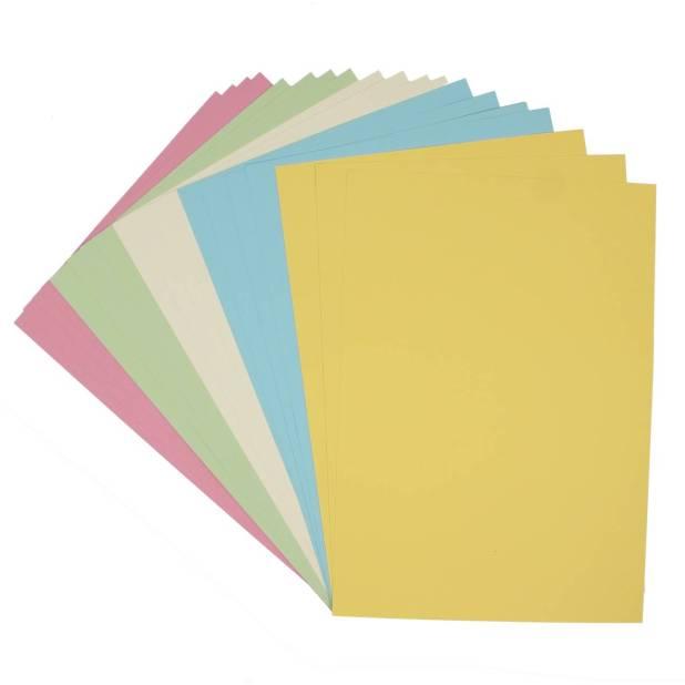 Pilih Warna Kertas yang Cerah - Panduan Memilih Kertas untuk Sertifikat dan Piagam Penghargaan