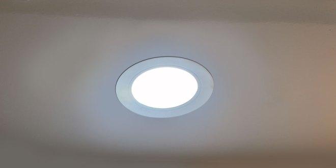 lampu downlight