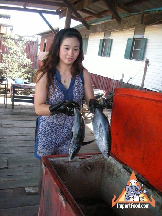 Thai Fish Farm :: ImportFood