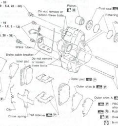 chrysler town and country drum brake diagram sar 110 rear brake caliper sar 110 rear brake [ 1285 x 881 Pixel ]