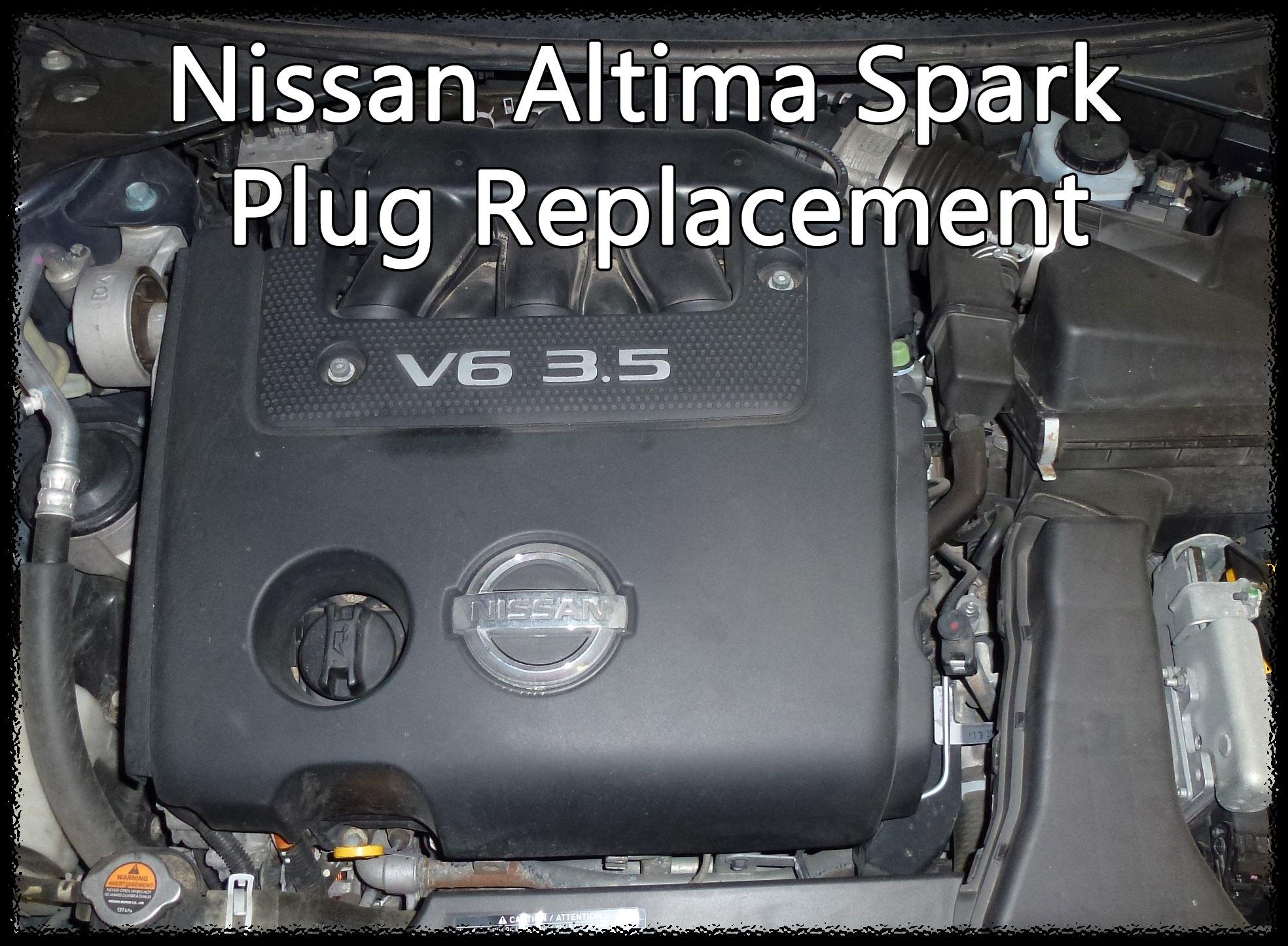 2002 Nissan Altima Diagram
