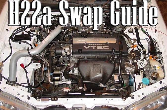 300zx Engine Wiring Diagram H22a Swap Guide Importnut Net