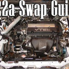 H22a Wiring Harness Diagram Subwoofer Swap Guide Importnut Net