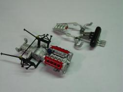 The engine was fun to build. It's nice knowing how all the parts work together on the 1:1 car