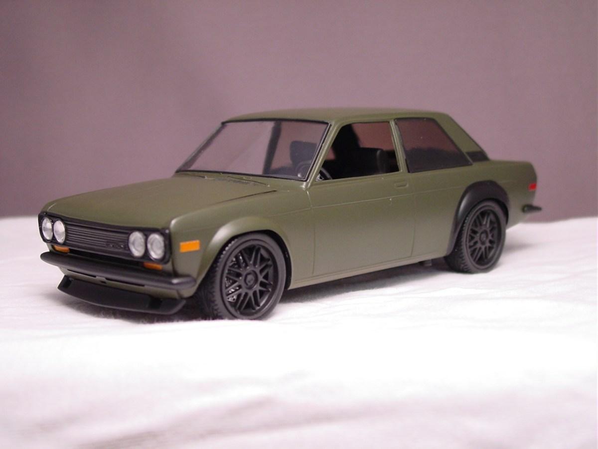 Datsun 510 - Revell