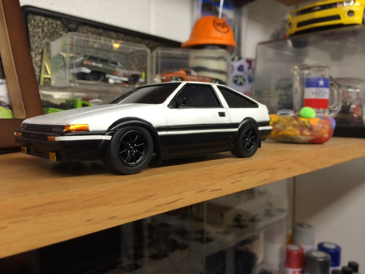 1/32 Scale Toyota AE86 - Fujimi