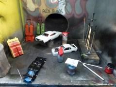 Busy body shop!