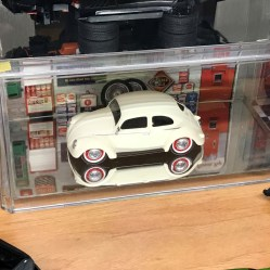 I've stored the bug in this case through the entire build. It wasn't until I finished it that I really realized how small it is.