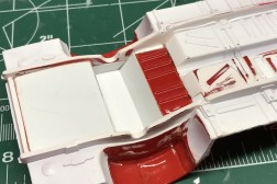 Using CA glue and a kicker made the chassis work very quick and easy.