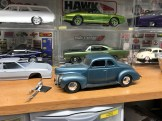Here is my model swap meet find, an AMT 1940 Ford Coupe.
