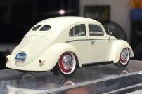 I'm really happy with the over-sized wheels on the bug.