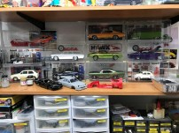 Looking ahead to finishing the next model. The F40, 68 Vette, Hemi Charger, Golf....