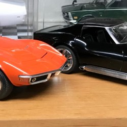 Having recently completed my first 69 Corvette, I knew all of the problem areas and how to address them which helped with the final assembly.