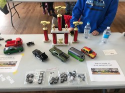 I found great success with the model contest winning best paint in show with the VW Golf and Best in show with the Roadrunner. The Roadrunner also won its class.
