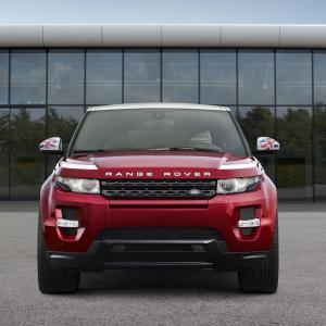 Import Export 2015 Land Rover Range Rover Evouque SW1 ImportRates.com