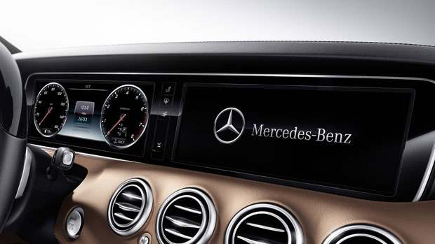 2015-S-CLASS-S550-COUPE-Advanced Instrumentation and Controls Export Import rates