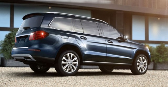 2015 Mercedes-Benz GL-Class GL350 ready for import export - ImportRates.com