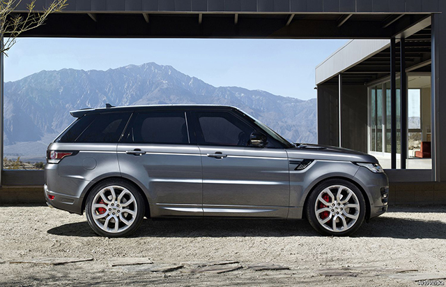 2016 Land Rover Range Rover HSE IMPORTRATES