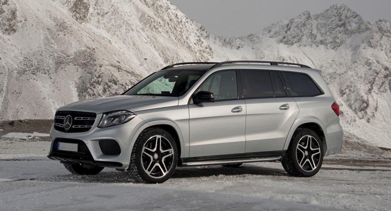 2017 Mercedesbenz Glsclass Suv  Importratescom