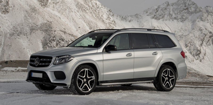 2017 Mercedes-Benz GLS-Class - ImportRates