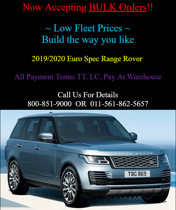 Export/Import New-Used Car Low Prices, Fast Auto Title